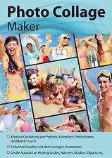 Photo Collage Maker - Foto Collagen erstellen für Poster,Kalender,Fotobücher uvm