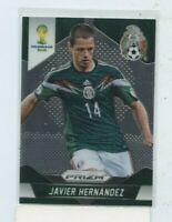 Javier Hernandez 2014 Panini Prizm World Cup Soccer Mexico # 148