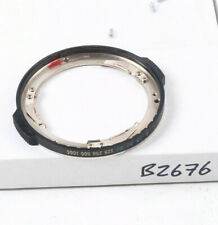 Black Olympus OM-1 Lens Mount and Shutter Speed Rings + mounting screws (B2676)