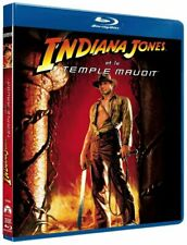 "Blu-ray ""Indiana Jones et le temple maudit"" NEUF SOUS BLISTER"