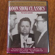 Goon Show Classics BBC Radio Collection 1988 (2 Cassette Tapes)