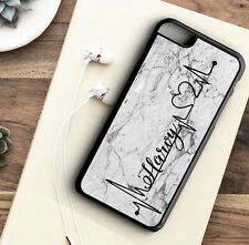 Phone Case Personalised Cat - Pet - Heartbeat - Name Protective Cover for iPhone