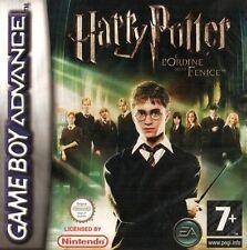 Harry Potter E L'Ordine Della Fenice GBA