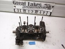 Kawasaki Intruder f/c Twin Snowmobile Engine Complete Bottom End 340 440