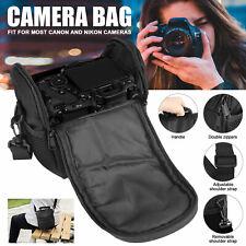 Digital Camera Shoulder Bag Crossbody Sling Case Cover for Dslr Slr Canon Nikon