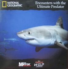 NATIONAL GEO DVD ENCOUNTERS WITH THE ULTIMATE PREDATOR TOTALLY WILD COLLECTION