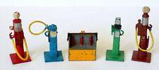 Dinky Toys No.49 Petrol Pumps Set (c.1948)