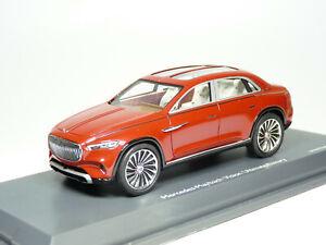 Schuco 450909700 1/43 2018 Mercedes-Maybach Vision VUL Concept Resin Model Car