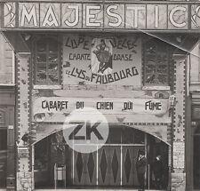 LE LYS DU FAUBOURG Lupe VELEZ Movie Cabaret Chien qui fume GRIFFITH Photo 1929