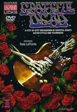 Grateful Dead Legendary Licks [New DVD]