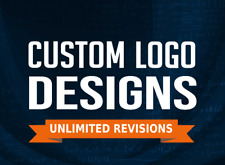 Professional Unique Custom Website Logo Design Graphics