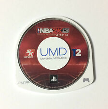 USED PSP Disc Only NBA 2K13 JAPAN Sony PlayStation Portable import Japanese Game