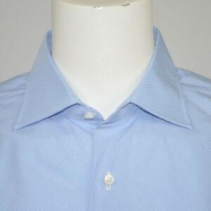 ROBERT TALBOTT Estate Limited Edition Cotton Dress Shirt 16 - 36 French Cuff