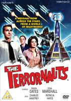 The Terrornauts DVD (2014) Simon Oates, Tully (DIR) cert PG ***NEW***