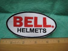 Bell Helmets  Racing Equipment Service  Uniform  Patch