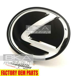 90975-02133 Lexus GSF LS460 RCF RC350 Genuine OEM Front Grill Logo Badge Emblem