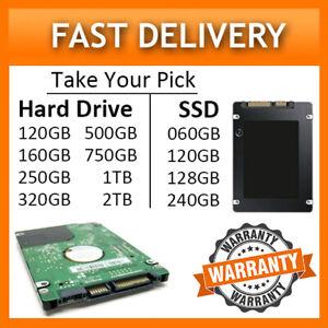 HP Compaq 15-a001sf, 15-a002sf, 15-a003ea Desktop 2.5 HDD Hard Drive/SSD Drive