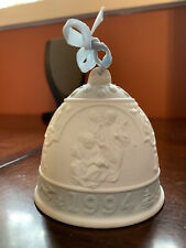 Lladro 1994 Christmas Bell
