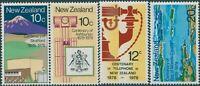New Zealand 1978 SG1160-1163 Centenaries set MNH