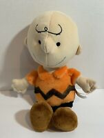 Peanuts Gang Charlie Brown Kohls Cares Stuffed Plush Doll