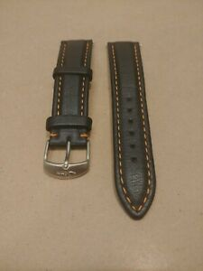 Sinn Cowhide w/ Orange Stitching Strap 20mm / 18mm Authentic OEM