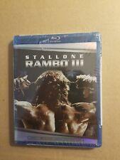 Rambo III (Blu-ray Disc, 2008, Canadian English Version Widescreen)