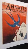 Rivista I Annali Di L Illusione per Lettera N° 20 ABE 1947