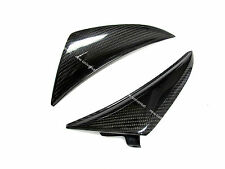 2009-2012 Yamaha R1 Carbon Fiber Headlight Nose Winglet Side Panel Fairing