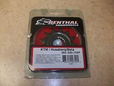 Renthal 13 Tooth Front Sprocket KTM 125 144 150 SX 200 250 EXC 300 350 SXF EXC-F