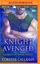 Circle of Seven: Knight Avenged 2 by Coreene Callahan (2014, MP3 CD, Unabridged)