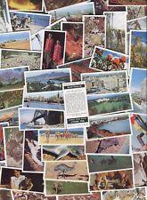 "LYONS TEA 1959 SET OF 48 ""AUSTRALIA"" TRADE CARDS"