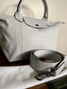 LONGCHAMP Le Pliage Cuir Hand Bag