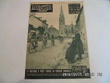 MIROIR SPRINT 06/07/1950 MARINELLI TOUR DE FRANCE   I17