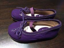 Bloch Toddler's Cha Cha Melanzana (Purple) Ballet Flats TODDLER 5