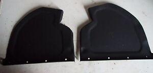 JAGUAR XJS SPLASH PANELS ,STONE GUARDS SET OF 2 front headlight panels NEW