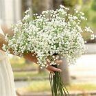 1 Head Romantic Baby's Breath Gypsophila Silk Flower Party Wedding Home Décor