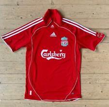 Liverpool LFC 2006 2007 2008 Adidas Climacool Jersey Shirt Rare Small