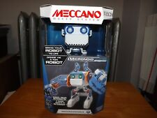 Meccano Maker System Tech, Micronoid Basher, Robot #16404, Nib, 2016