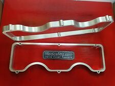 """VALVE COVER SPACERS 1"""" CHEVROLET ( 409 , 348 ) With GASKETLOK"""