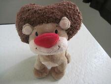"9"" Authentic Disney Store BENDABLE GOLIATH Lion Jo Jo's Circus Plush Stuffed"