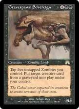 GRAVESPAWN SOVEREIGN Onslaught MTG Black Creature — Zombie RARE