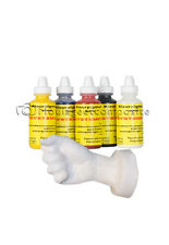 Pâte pigmentaire concentrée universelle  5 X20 ml pour résine