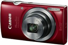 Canon PowerShot ELPH 160 / IXUS 160 20.0MP Digital Camera - RED