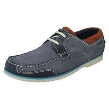 Chaussures décontractées bleus pour homme, pointure 43