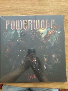 Powerwolf - The Metal Mass Earbook Limited Auf 1000
