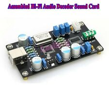 Assembled Douk Audio PCM2706 USB DAC ES9023 Hi-Fi Audio Decoder Sound Card Board