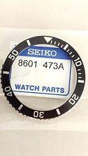 ORIGINAL SEIKO DIVER SKX031 BLACK ROTATING BEZEL SKX031K1 SKX031J1 7S26 0040