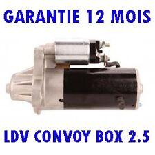 LDV convoi pilote cylindre de roue arrière Twin Wheeler