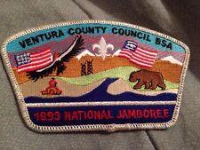 MINT 1993 JSP Ventura County Council SMY Border
