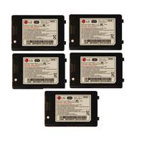 Renewed KIT 5x LG LGLP-AHKM 950 mAh Replacement Battery for Env 2